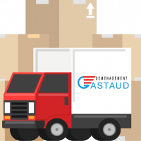 Camion déménagement Gastaud